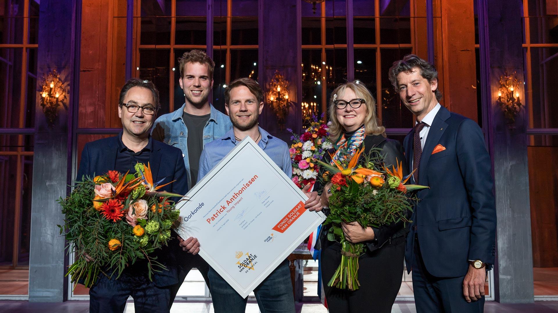 Fonds Soldaat van Oranje - Soldaat van Oranje - De Musical